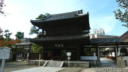 Templo Sengakuji (Tokio), tumba de los 47 samurais ronin de Ako