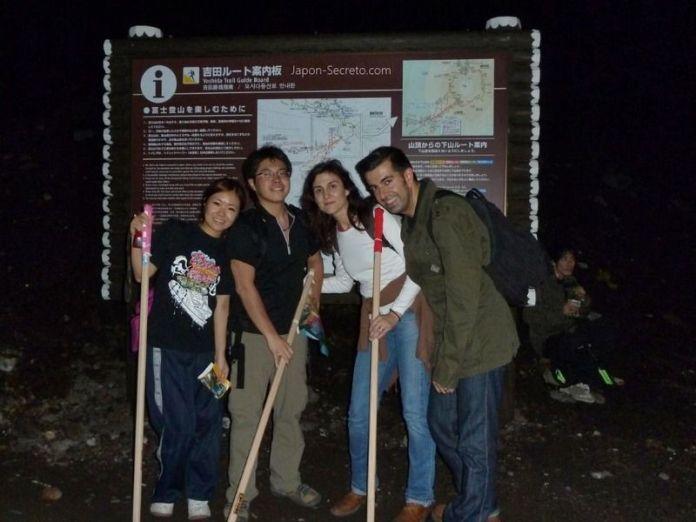 Comenzando nuestra escalada. Guía para subir al Fuji (japon-secreto.com)