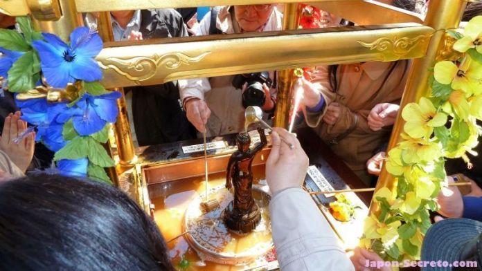 Hana Matsuri, el cumpleaños de Buda @ Japón | Japón
