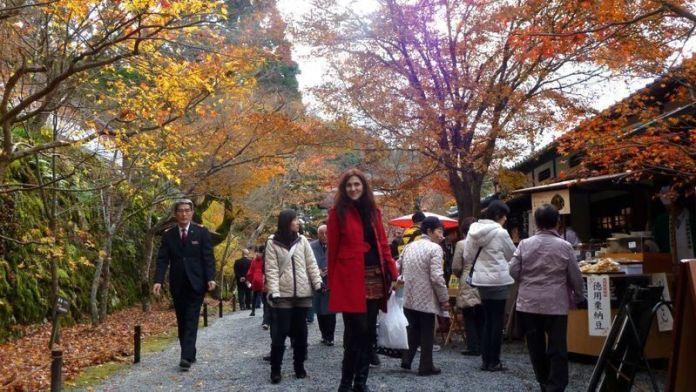 Kioto en otoño: el precioso pueblo de Ōhara (大原).