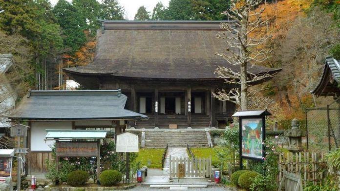 Kioto en otoño: Ōhara (大原). Templo Shōrin-in (勝林院)