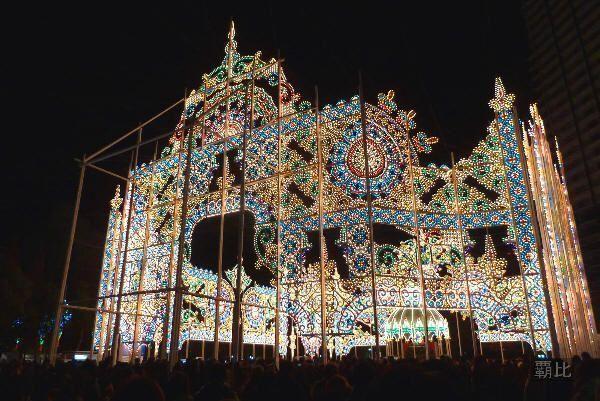 Nuestra foto del Kōbe Luminarie