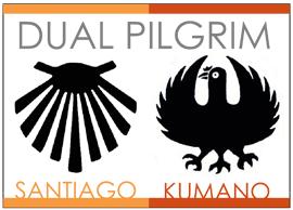 Peregrinaje dual Santiago Kumano