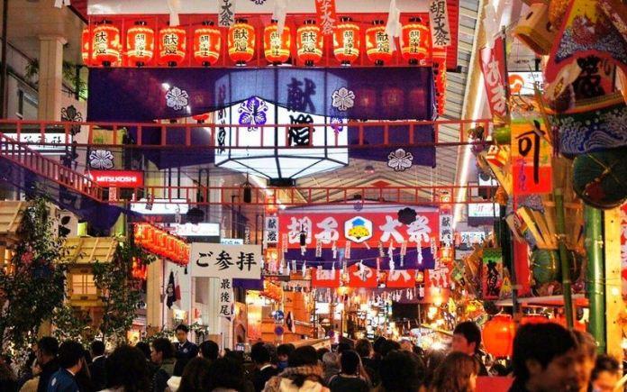 Festivales de Japón: el Ebisu Taisai (胡子大祭) de Hiroshima