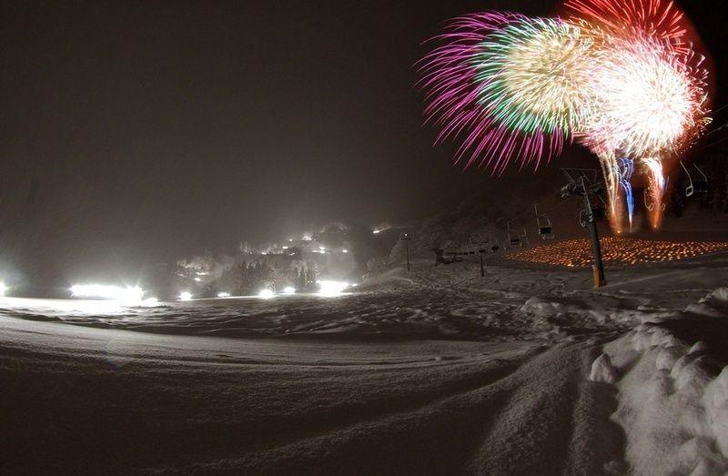 Festival de Nieve de Echigo Yuzawa Onsen @ Yuzawa Kogen Ski Resort | Yuzawa-machi | Niigata-ken | Japón