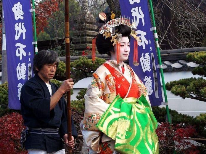 Festivales de Japón: el Gishie Hōyō (義士会法要) del temploHōjū-ji de Kiotoen honor a los famosos 47Rōnin de Ako,