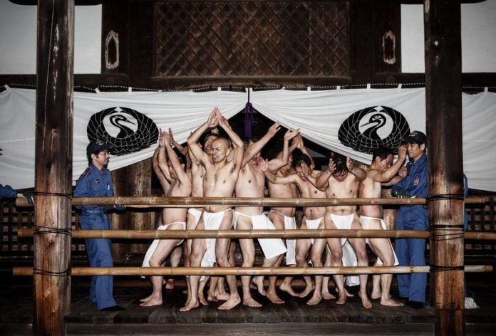 Hadaka Odori @ Templo Hōkaiji | Kyōto-shi | Kyōto-fu | Japan