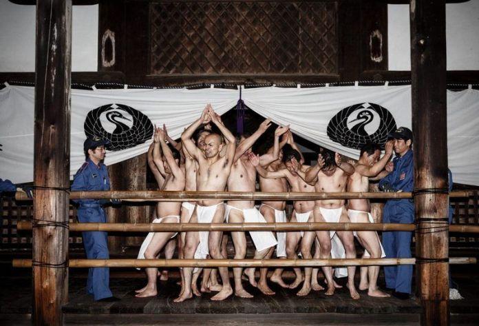 Festivales de Japón: el festival de desnudos Hadaka Odori, en Kioto