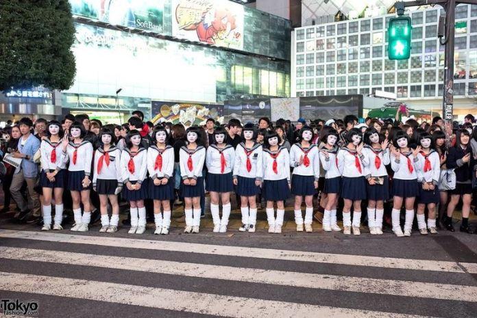 Festivales de Japón: Halloween en Shibuya (Tokio)