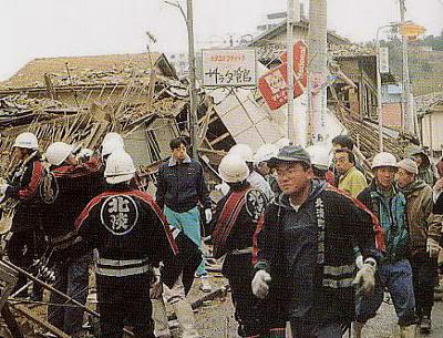 El Terremoto de Kōbe se produjo el 17 de enero de 1995 a las 5:46:46 a.m.