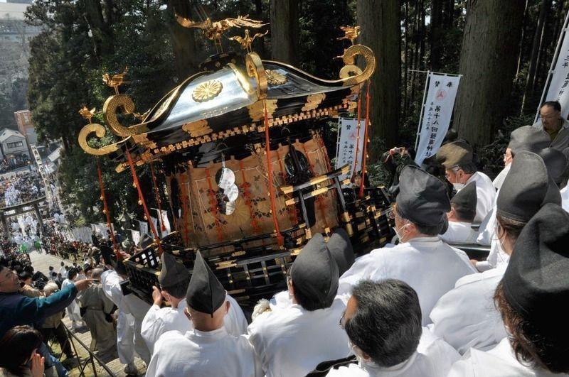 Hote Matsuri @ Santuario Shiogama | Shiogama | Miyagi Prefecture | Japón