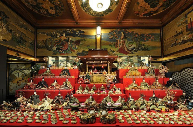 Hyakudan Hinamatsuri @ Hotel Meguro Gajoen | Meguro | Tokyo | Japón