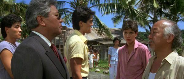 Karate Kid II: el momento de la verdad