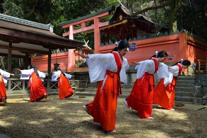 Kasuga Wakamiya On Matsuri @ Santuario Kasuga taisha | Nara-shi | Nara-ken | Japón