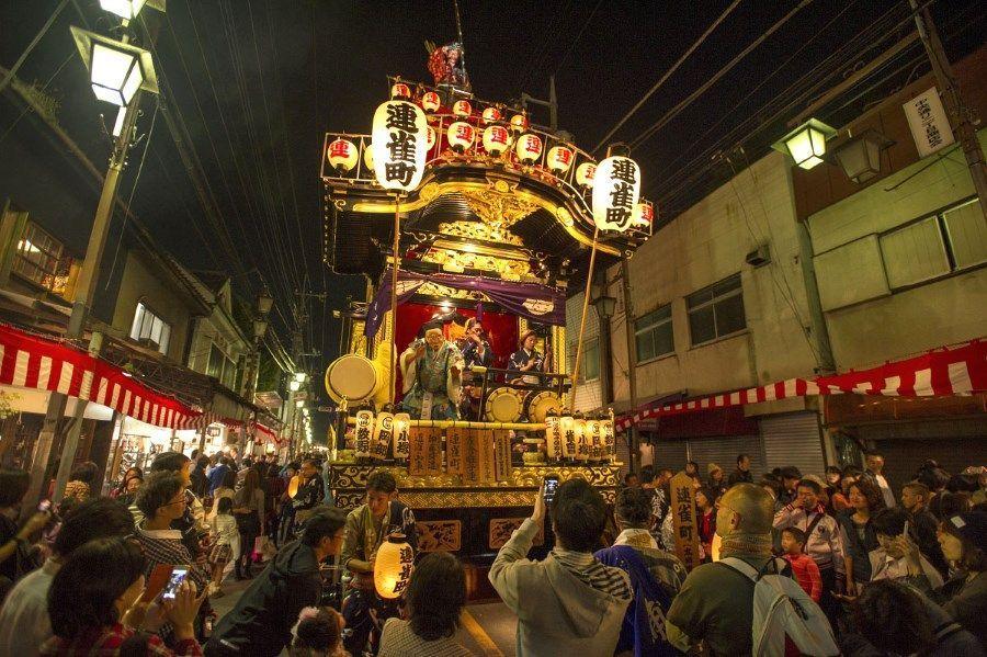 Kawagoe Hikawa Matsuri @ Kawagoe | Prefectura de Saitama | Japón