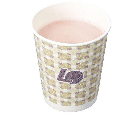 Productos sakura 2017: Tochiotome Latte de Lotteria