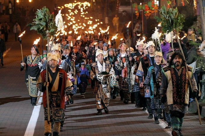 Festivales de Japón: el Marimo Matsuri (まりも祭り) de Hokkaidō