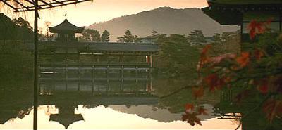 "Templo Heian de Kioto en ""Memorias de una Geisha""(""Memoirs of a Geisha"", 2005)"