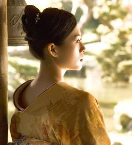 "Sayuri.""Memorias de una Geisha""(""Memoirs of a Geisha"", 2005)"