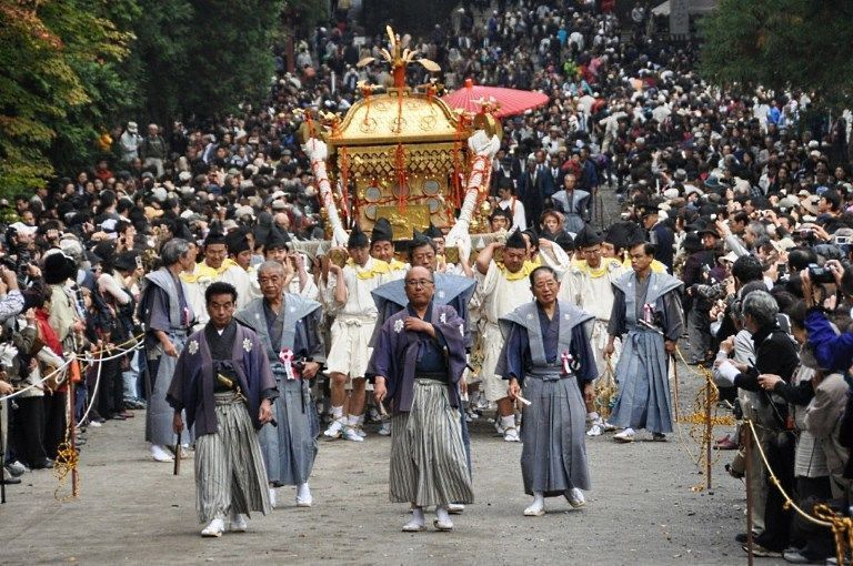 Gran Festival de Otoño de Nikko @ Nikko | Tochigi Prefecture | Japón
