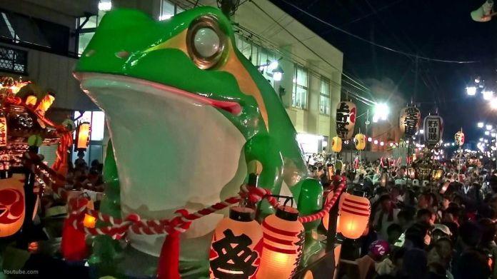 Festivales de Japón: el Noda Mikoshi Parade (野田みこしパレード) o Desfile de Mikoshi de Noda
