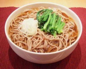 toshi koshi soba, la cena de nochevieja en Japón