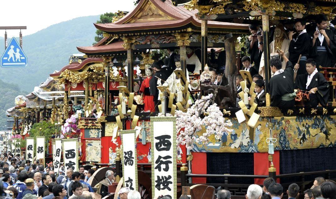 Otsu Matsuri @ Tenson Shrine | Ōtsu | Prefectura de Shiga | Japón