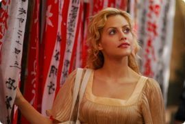"Brittany Murphy en ""The Ramen Girl"" (2008)"