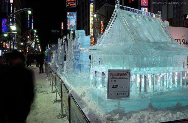 Festivales de Japón: Sapporo Yuki Matsuri (さっぽろ雪まつり) o Festival de la Nieve de Sapporo