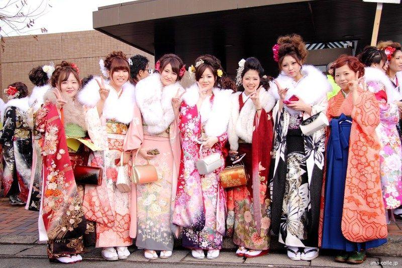 Día de la Mayoría de Edad (Seijin No Hi) @ Japón | Japón