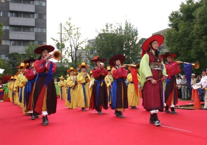 Festivales de Japón: el Shitennoji Wasso (四天王寺ワッソ)de Osaka