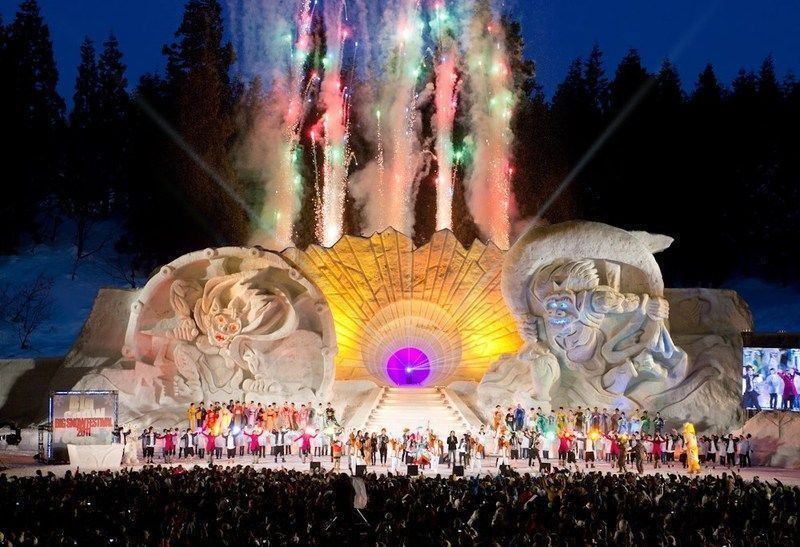 Festival de Nieve de Tokamachi