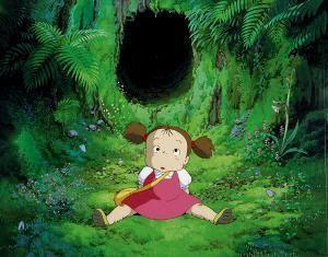 Mi Vecino Totoro (となりのトトロ, Hayao Miyazaki, 1988)