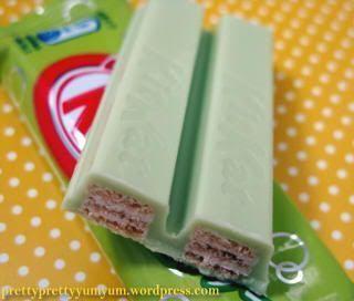 """Kit Kat de """"ume"""" o refresco de ciruela japonés"""