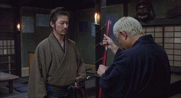 """Zatōichi"" (座頭市, 2003)"