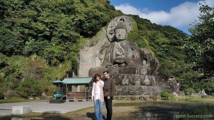 Buda del monte Nokogiri: el Buda más grande, bonito y oculto de Japón
