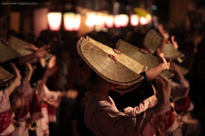 Festivales de Japón: Owara Kaze No Bon en septiembre