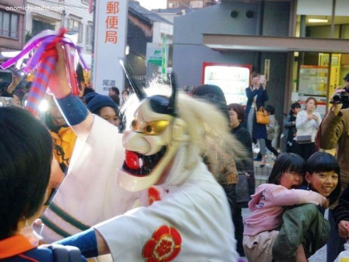 Festivales de Japón: Becchā Matsuri (ベッチャー祭り), celebrado en la ciudad de Onomichi (prefectura de Hiroshima),del 1 al3 de noviembre