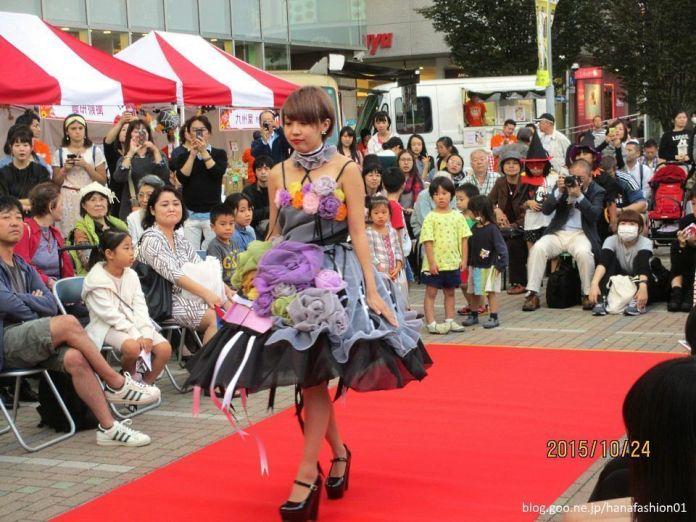 Celebración de Halloween en el barrio de Ueno (Tokio): desfile de moda Ueno Halloween (上野ハロウィン)