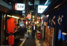 Omoide Yokocho (思い出横丁), unos fascinantes callejones para descubrir en el corazón del populoso barrio de Shinjuku (Tokio, Japón).