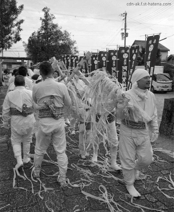 Festivales de Japón: Otō Matsuri (お燈まつり) o festival de las linternas de Shingu