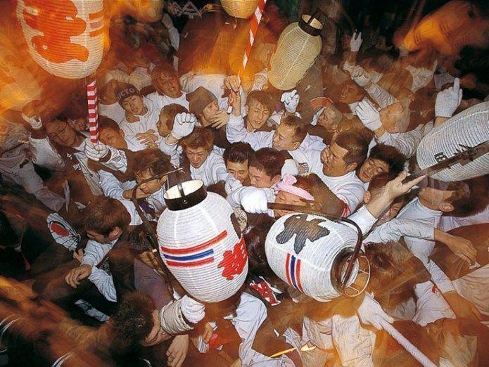 El Ya Ya Matsuri o Festival de las Peleas en Owase (Mie)