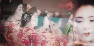 Festivales de geishas en Japón