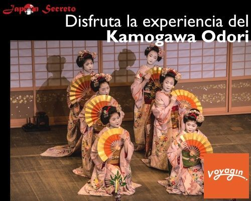 Comprar entradas para los festivales de geishas Kamogawa Odori y Suimeikai