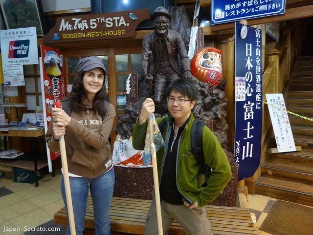 Subir al Monte Fuji (Japón): preparados para la escalada