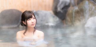 Reservar un onsen en Hakone. Balneario japonés