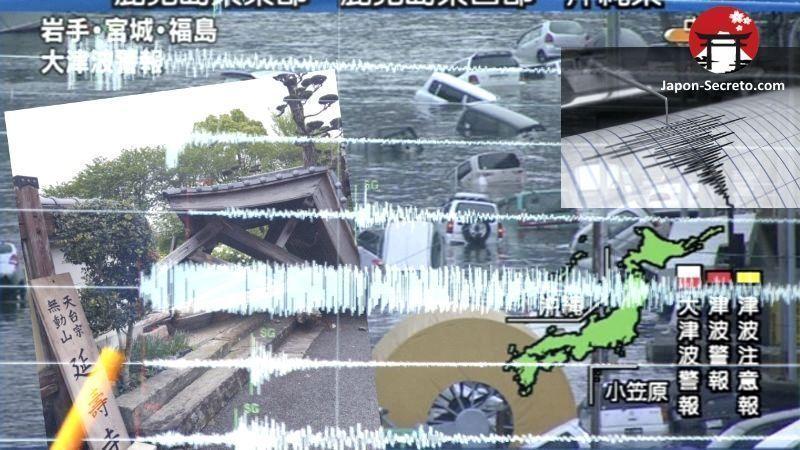 Forma de medir la intensidad de los terremotos en Japón: escala de magnitud, richter y shindo