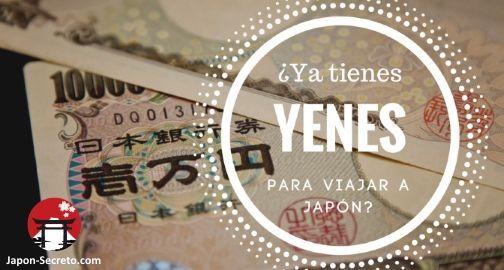 Cómo cambiar tu dinero antes de viajar a Japón