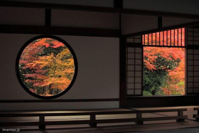 Japón: disfrutar del momiji en Kioto en otoño. Templo Genkoan