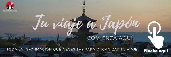 Organiza tu viaje a Japón. Toda la información